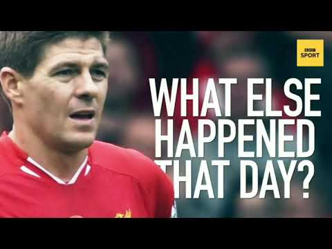 Five Years Since Gerrard's Slip: The Details You May Have Forgotten - Liverpool Vs Chelsea