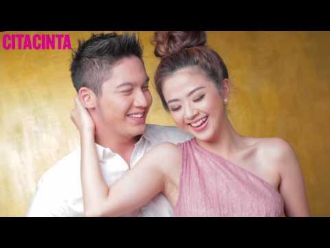 Franda dan Samuel : Behind The Scenes Cover Cita Cinta 03/2016