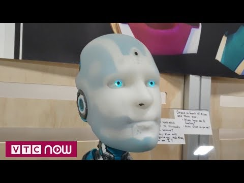 Tích hợp trợ lý ảo lên robot hình người | VTC1 - Thời lượng: 3 phút, 12 giây.
