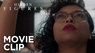 """Hidden Figures   """"Give or Take"""" Clip [HD]   20th Century FOX"""