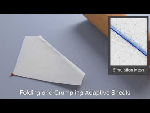 SIGGRAPH 2013 : Technical Papers Preview Trailer