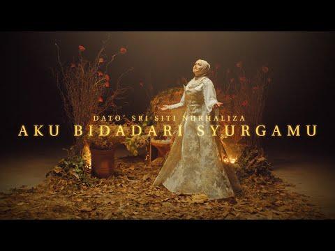 (OST 7 Hari Mencintaiku 2) Dato' Sri Siti Nurhaliza - Aku Bidadari Syurgamu (Official Music Video)