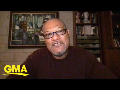 Laurence Fishburne talks about his new show, 'History's Greatest Mysteries'