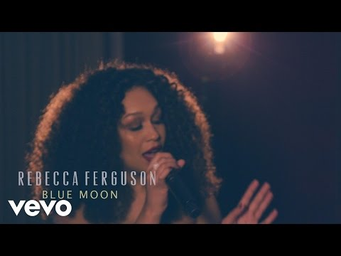 Tekst piosenki Rebecca Ferguson - Blue Moon po polsku
