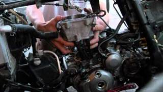 4. How to install a YFZ450 Cylinder (98mm big bore)