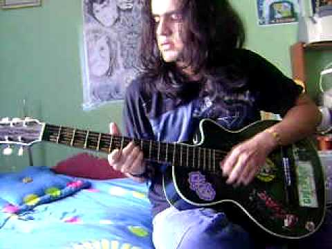 Zoids-wild Flowers-tutorial (guitarra) ....