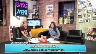 Gang 'Ment 13 May 2014 - Thai TV Show
