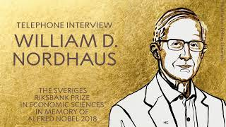 Nobel podcast: Laureate Nordhaus says gov'ts lagging climate science