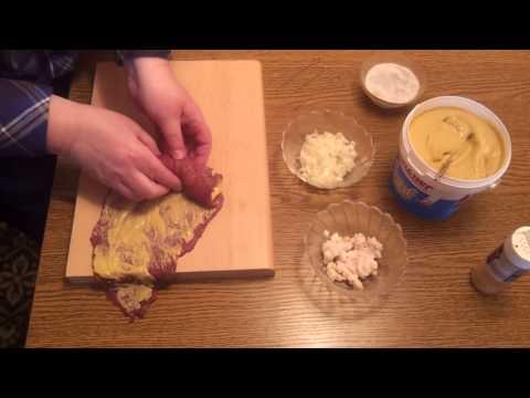 Rouladenfüllung - Füllung für Rouladen selbst machen