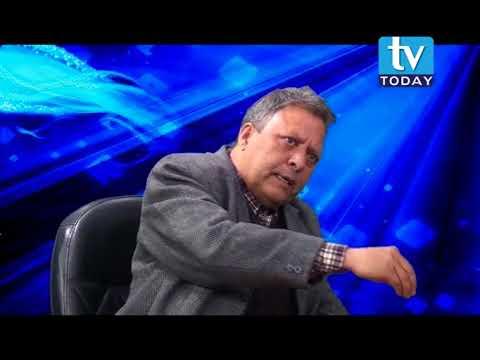 (Gobinda Niraula Talk Show On TV Today ...  25 minutes.)