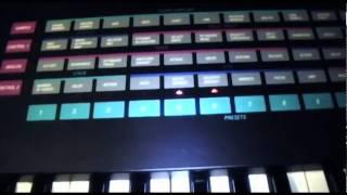 SCI Prophet 2000/2002 floppy drive test