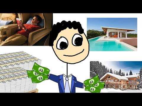 Casually Explained: Levels of Wealth
