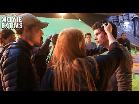 Go Behind The Scenes Of Maze Runner: The Death Cure (2018)