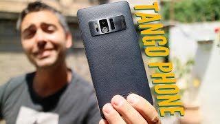 Asus Zenfone AR è il primo vero Tango Phone, perchè a differenza di Lenovo ha saputo miniaturizzare la tecnologia che Google...