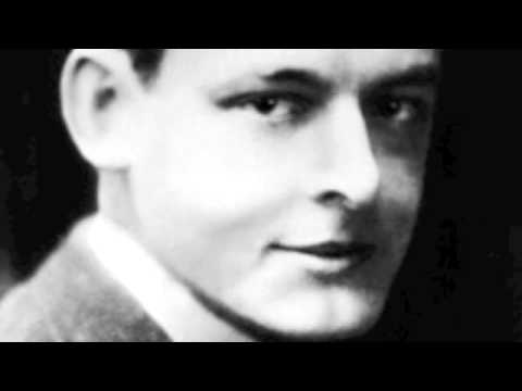 T.S. Eliot Reads: The Love Song of J. Alfred Prufrock