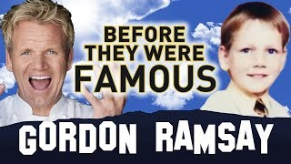 Video GORDON RAMSAY | Before They Were Famous | BIOGRAPHY MP3, 3GP, MP4, WEBM, AVI, FLV Maret 2019