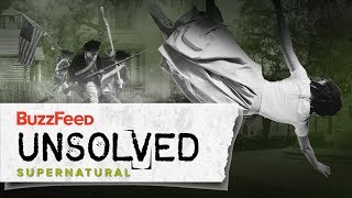 The Horrifying Sorrel-Weed Haunted Mansion