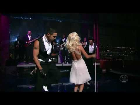 Christina Aguilera - Aint No Other Man Live (David Letterman) HD