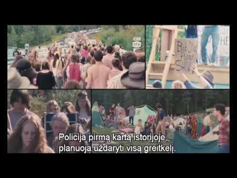 Viasat kino komedijų festivalis: Jamam Vudstoką (Taking Woodstock)