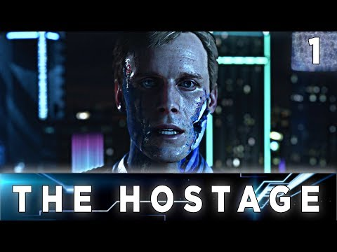 Detroit: Become Human - Walkthrough Chapter 1 - The Hostage // All Endings, 100% Flowchart