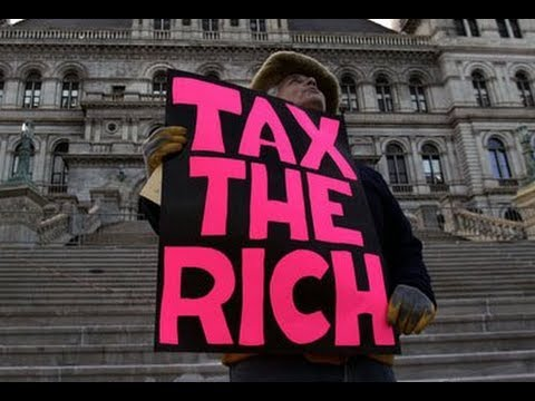 Taxes For America's Wealthiest Continue to Fall Even Lower