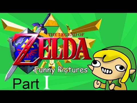 The Legend of Zelda Funny Pictures