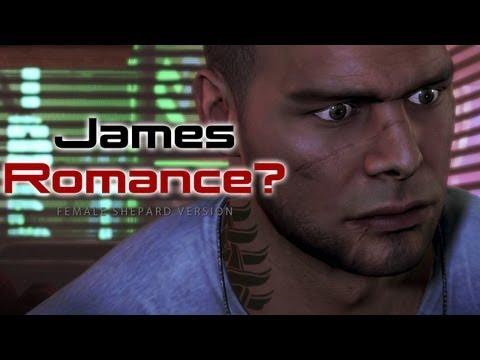 James Party Hookup (Mass Effect 3 Citadel DLC) видео