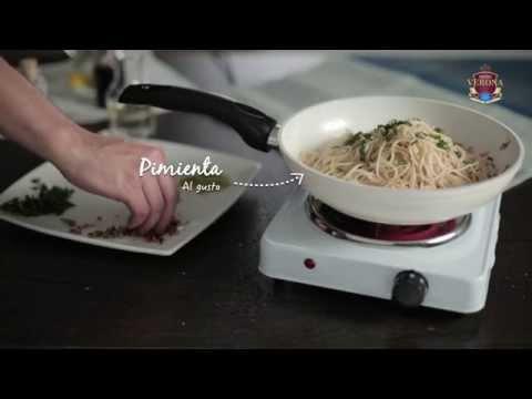 Video - Receta de piccata de pollo con Pastas Verona