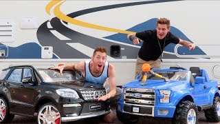 We love Toy Cars so we decided to get a new one for more epic mods! Leave a like if you are excited about more Toy Car vlogs!