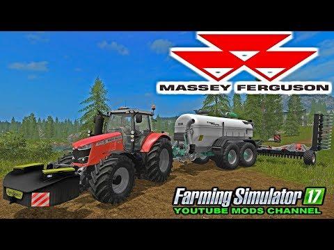 Massey Ferguson 6700S v1.1