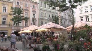 Sankt Polten Austria  city photos : St. Pölten, Altstadt - Austria HD Travel Channel