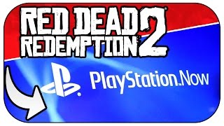 Red Dead Redemption 2 - PSX 2016 NEWS! Red Dead Redemption on PS4 and PC (Playstation Now)
