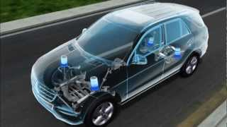 Mercedes-Benz AIRMATIC -- Air Suspension System Technology