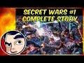 Secret Wars Part 1