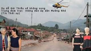 Tại sao ĐCSVN phải ra tay trấn áp người Hmong ? .wmv