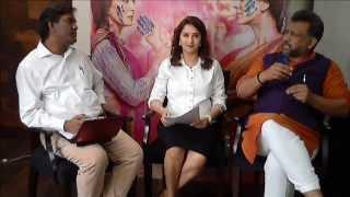 Kavya Madhuri Live Chat   Gulaab Gang   Releasing 7th March 2014