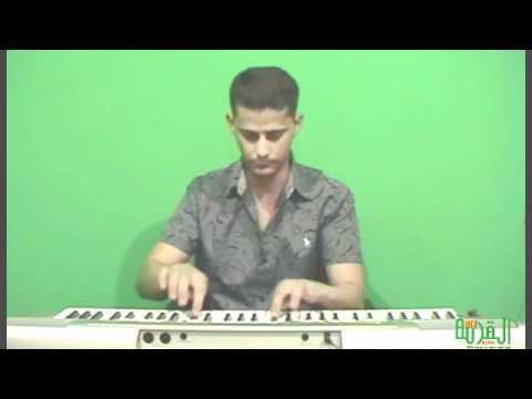 عزف رائع على الاورغ من الفنان الصاعد حكيم صرصور