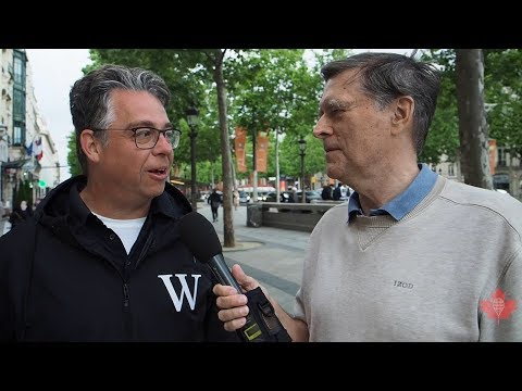 Le début du tournoi de Roland-Garros rime avec le retour d'Aux alentours avec l'unique Tom Tebbutt! Aujourd'hui, Tom est aux alentours des Champs-Élysées ...