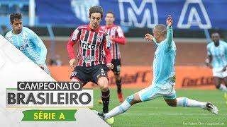 Os gols de Avaí 1 x 1 São Paulo, pela 21ª rodada do Campeonato Brasileiro (20/08/2017) [Baixe o app do Esporte Interativo e...