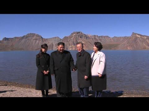 Korea: Abrüstung soll bald geschehen - Moon und Kim d ...