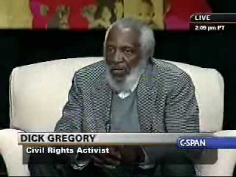 gregory - At the State of the Black Union.