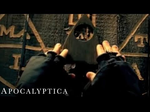 Apocalyptica – 'Bittersweet' feat. Lauri Ylönen & Ville Valo (Official Video)