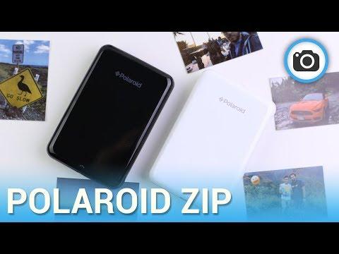 Polaroid ZIP: la stampante portatile per tutti - RECENSIONE