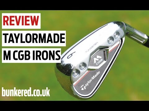 TaylorMade M CGB irons review