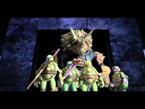 Teenage Mutant Ninja Turtles Season 3 Mid Promo