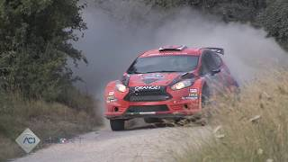 PS8 del 45° Rally di San Marino.