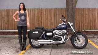 6. Used 2012 Harley Davidson Fat Bob Motorcycles for sale
