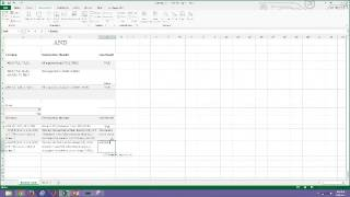 Microsoft Excel 2013 Logical (Boolean) Functions
