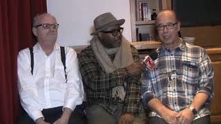 "Video The Pace Report: ""50 Years Of Soul Power"" The Tower of Power Interview MP3, 3GP, MP4, WEBM, AVI, FLV Mei 2019"