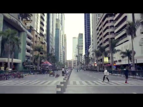 Hyperlapse In Ortigas